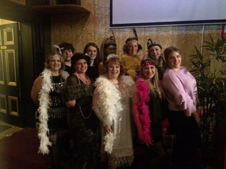 CV Dance Studio Bendigo crew dress up fun