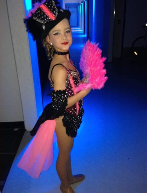 cv dance studio bendigo Testimonial review image Sheradene K daughter