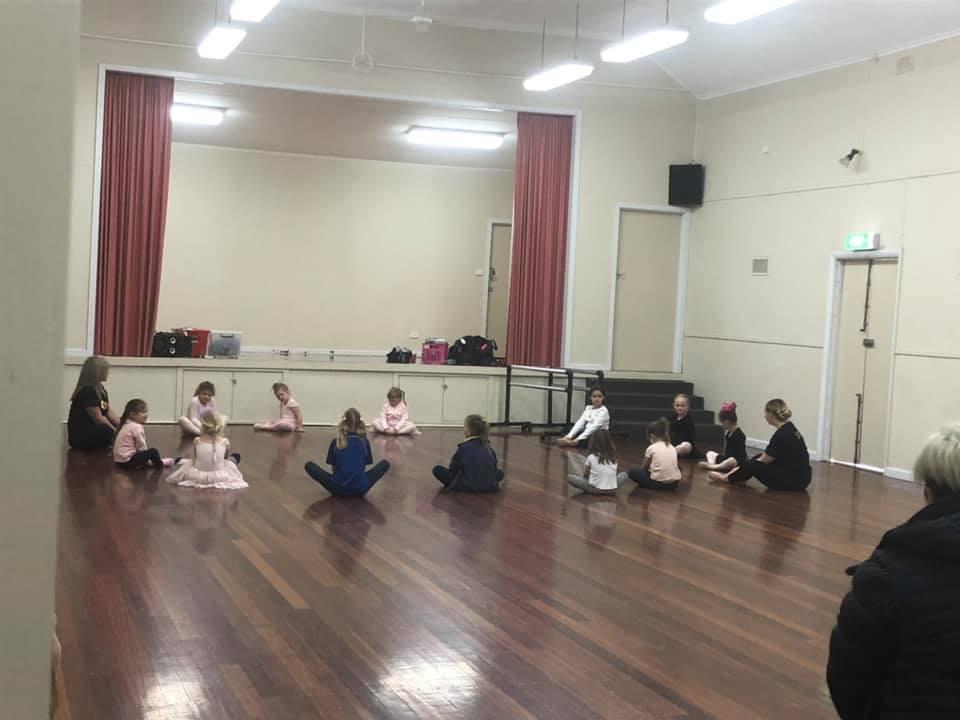 CV Dance Studio 9.30am Fairy Ballet at Huntly
