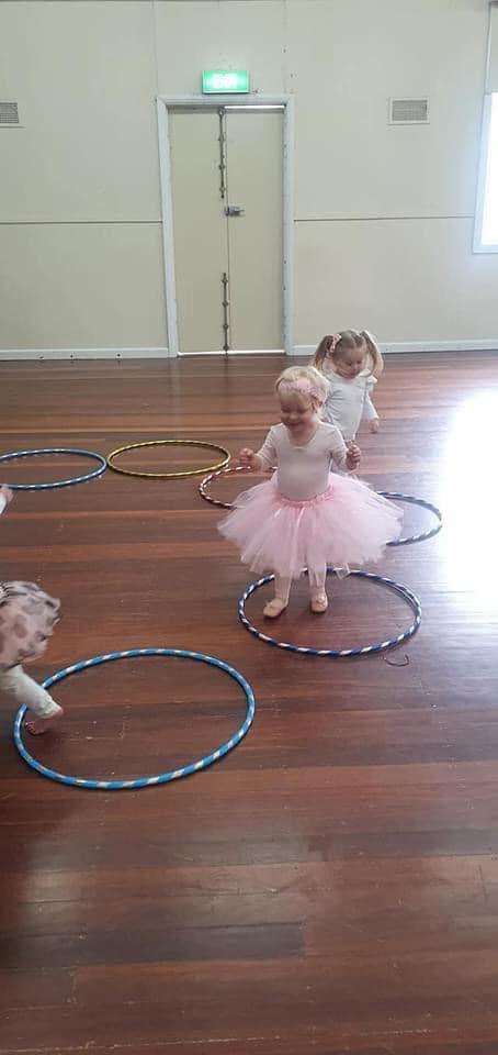 CV Dance Studio Fairy Ballet at Huntly
